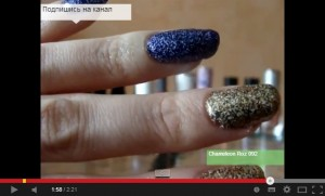 Dance Legend Caviar Polish 1009 1011