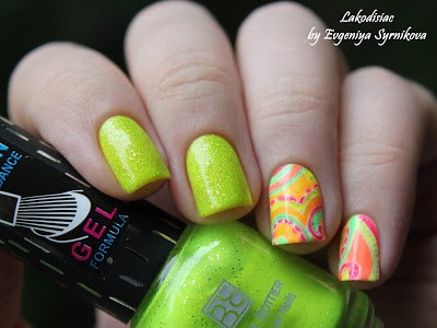 Brigitte Bottier Neon Gel Formula 252