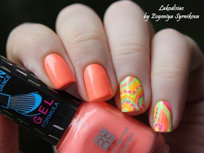 Brigitte Bottier Neon Gel Formula 254