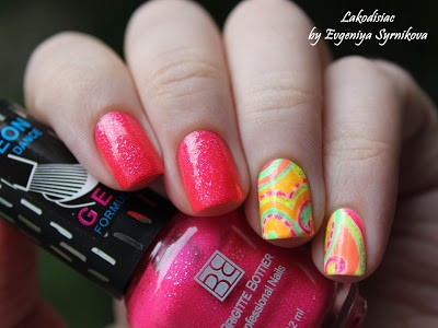 Brigitte Bottier Neon Gel Formula 255