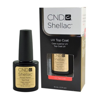 CND Shellac Top Coat 15 мл