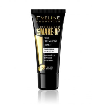 Eveline Cosmetics Professional Make up Art Primer База под макияж Выравнивающая 20 мл