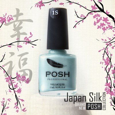 Posh Professional Japan Silk (Японский шелк) 1S Шелк Новая Азия