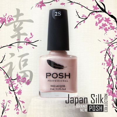 Posh Professional Japan Silk (Японский шелк) 2S Шелк Страсть Гейши