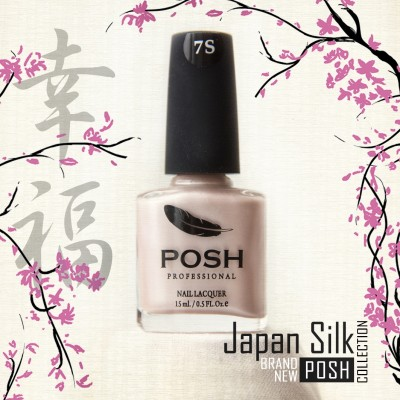 Posh Professional Japan Silk (Японский шелк) 7S Шелк Ветер Востока
