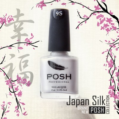 Posh Professional Japan Silk (Японский шелк) 9S Шелк Дикий шелк